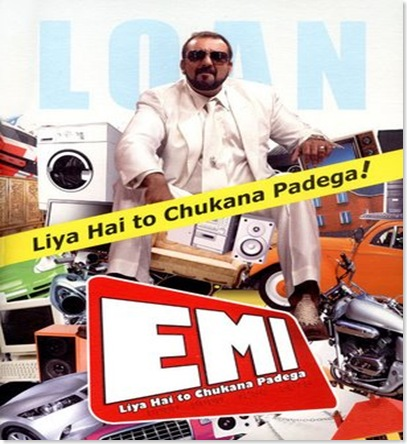 emi sanjay dutt movie
