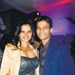 Sania Mirza gets engage