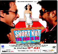 short cut bollywood movie