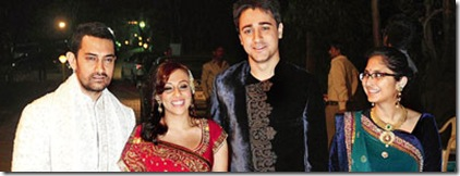 sangeet ceremony  avantika  and imran khan at karjat
