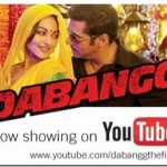 Watch Dabangg on you tube