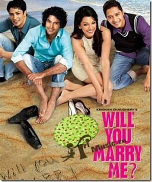 hindi movie will you marry me  flop movie