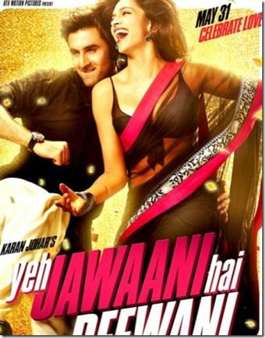 yeh jawani yeh diwani movie review