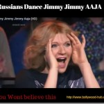 Watch Russians do justice to Jimmy Jimmy Aaja of Disco Dancer