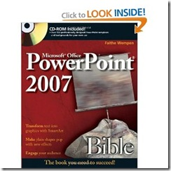 PowerPoint 2007 Bible